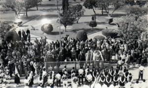 Osório foto tirada da Igreja déc1950
