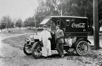 EUA Caminhão Entrega Coca-Cola 1910