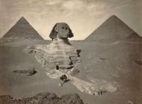 Egito Esfinge 1878