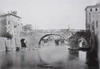 Itália Ponte Cestio Ponte Cestio, 00186 Roma, Itália 1890