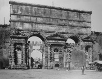 Itália Porta Maggiore Piazzale Labicano, 00182 Rome, Italy 1890