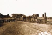 Itália Roma Stazione Termini 1864