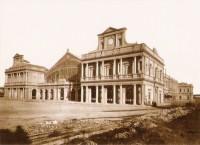 Itália Roma Stazione Termini 1874