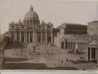 Itália San Pietro Largo del Colonnato, 4, 00193 Rome, Italy 1870