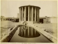 Itália Tempio di Ercole Via della Greca, 00186 Rome, Italy 1890