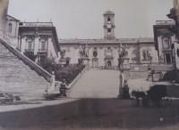 Itália The Capitol, Rome Piazza del Campidoglio, 00186 Rome, Italy 1873