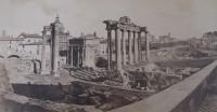 Itália The Forum, Rome Via della Curia, 4, 00186 Rome, Italy 1873