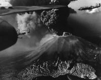 Itália Vesúvio 1944