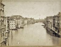 Itália Vista da ponte do Rialto