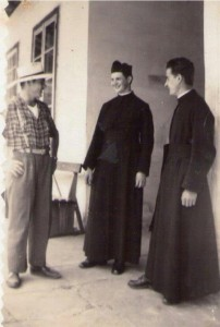 Pareci Novo Colégio de Padres São José Déc1940
