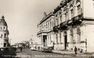 Pelota Rua 15 de Novembro Prefeitura