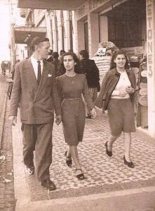 Pelotas Pelas calçadas de SATOLEP 1948