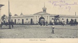 Pelotas Postal Mercado