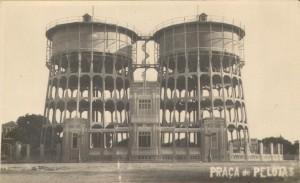 Pelotas Postal Praça déc1940