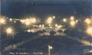 Pelotas Postal Praça da República