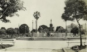 Pelotas Praça Cel Pedro Osório déc1920