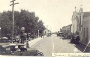 Pinheiro Machado, Praça Angelino Goulart em 1928
