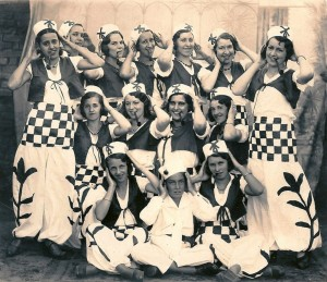 Pinheiro Machado Grandes bailes de carnaval no Clube Comercial déc1920