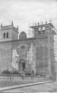 Piratini Construção Igreja Matriz N S da Conceição