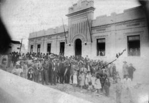 Piratini Inauguração da Prefeitura 1934