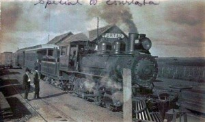 Portão Estação Ferroviária