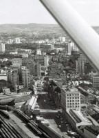 Porto Alegre Aérea Antes da construção da Elevada da Conceição 1961