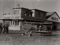 Porto Alegre Aeroporto São João Galpão Varig 1930