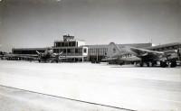 Porto Alegre Aeroporto Salgado Filho déc1950 1