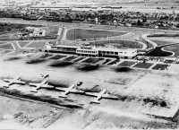 Porto Alegre Aeroporto déc1960