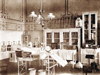 Porto Alegre Ambulatório da Assistencia Pública Municipal(acervo Ronaldo Fotografia) 1900