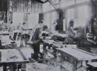 Porto Alegre Aprendizes de Carpintaria Instituto Técnico Profissional