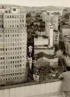 Porto Alegre Apresentação Zugspitz Artisten(Foto Sioma Breitman) 28-12-1960