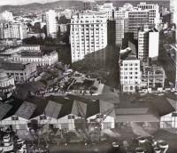Porto Alegre Armazéns do Cais do Porto 1955