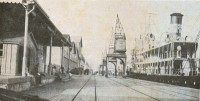 Porto Alegre Armazem do Porto 1925
