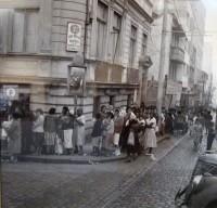 Porto Alegre Legião Brasileira de Assistência Mal Floriano com Jerônimo Coelho 1961