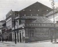 Porto Alegre Livraria Americana Rua dos Andradas esquina Gen Câmara 1901