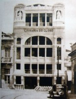 Porto Alegre Livraria do Globo