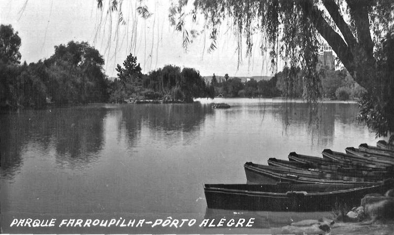 Resultado de imagem para parque da redençao 1950