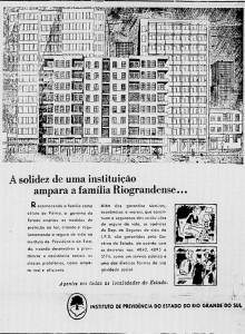 Propaganda A Época Caxias do Sul 1956