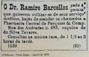 Propaganda A Reforma 01-1870