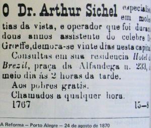 Propaganda A Reforma 24-08-1870