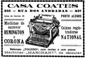 Propaganda Casa Coates