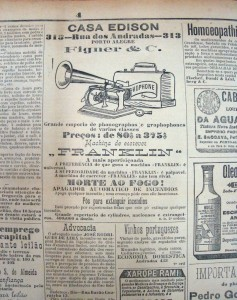 Propaganda Casa Edison