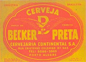 Propaganda Cervejaria Becker 2