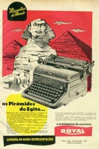 Propaganda Revista do Globo 31