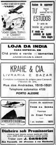 Propaganda Revista do Globo 34
