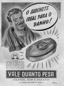 Propaganda Revista do Globo 35