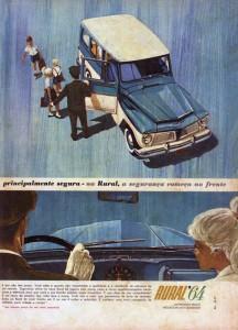 Propaganda Rural 1964