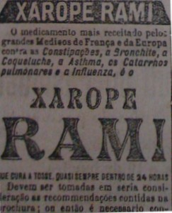 Propaganda Xarpe Rami 1901