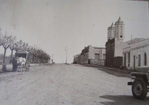 Quaraí Antiga Rua Felipe Camarão